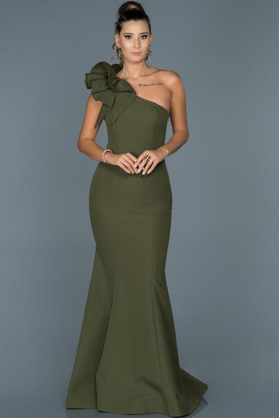 balık model abiye elbise