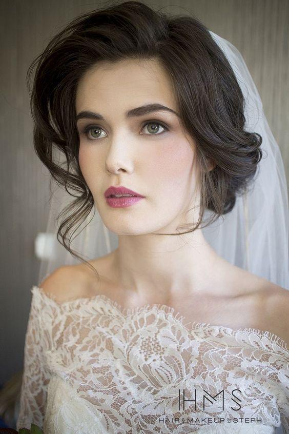bridal make up modals