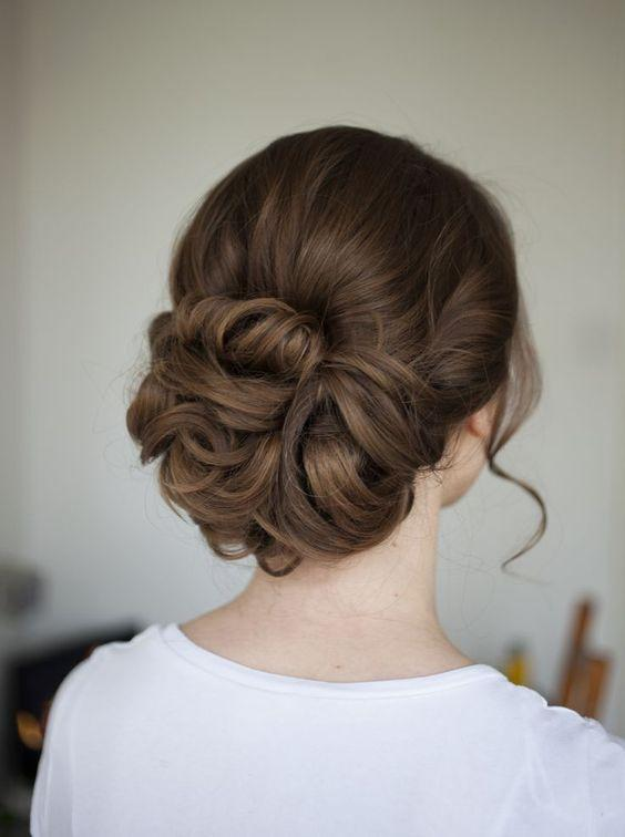 düğün saçı modelleri 2020