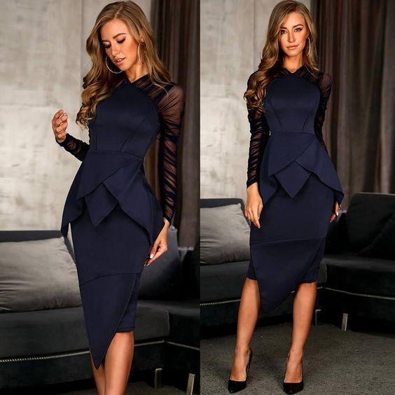 değişik elbise modelleri