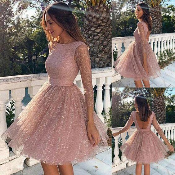 parıltılı elbise modeli