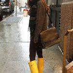 yağmur botu kombin önerileri