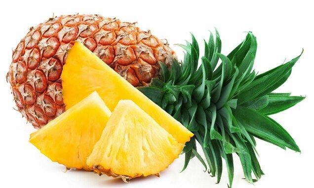 ananas meyvesi neye iyi gelir