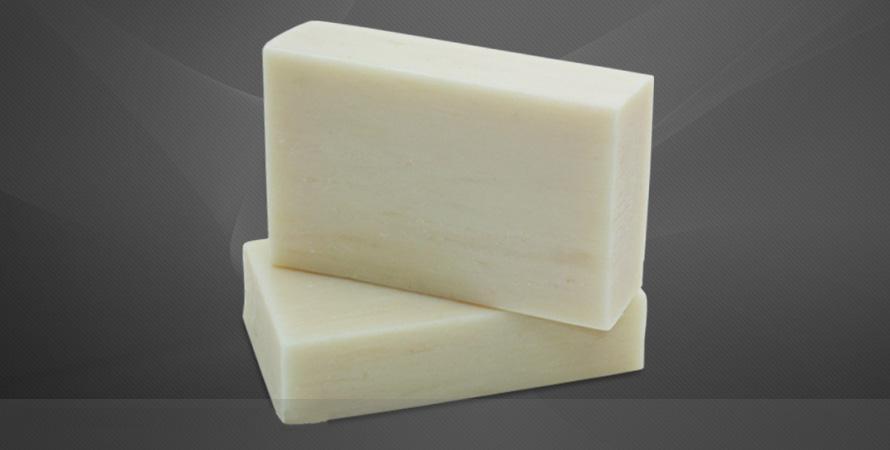 beyaz sabun ile saç boyası