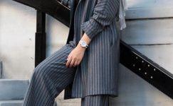 Tesettür Giyimde Pantolon Ceket Kombinleri