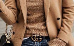 Tekrar Trend Haline Gelen Düşük Bel Pantolon Kombinleri