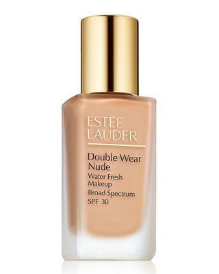 Estee Lauder -Double Wear Nude Water Fresh Makeup oily skin