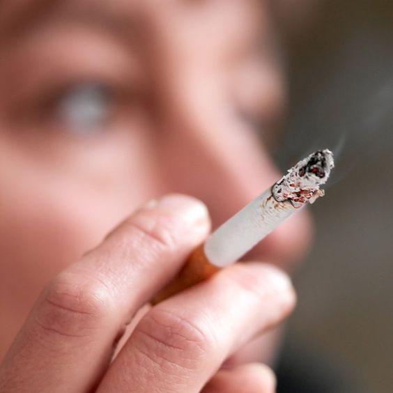 hamile kalmak için sigaradan uzak durun