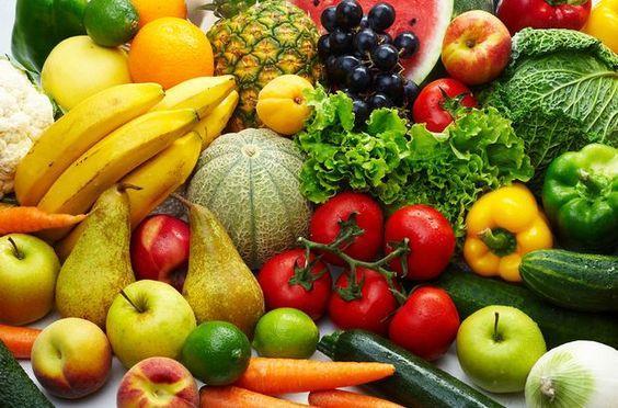 meyve sebze fotoğrafları