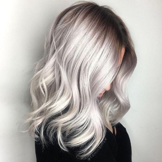parlak saç önerileri