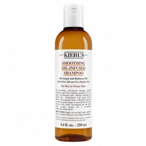 Kiehl's Smoothing Oil Infused kıvırcık saç