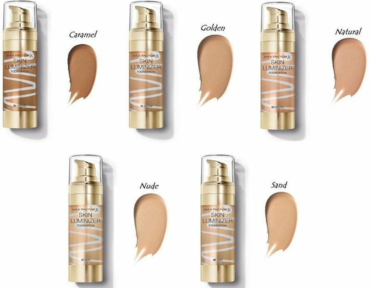Max Factor Skin Luminizer kuru ciltler için