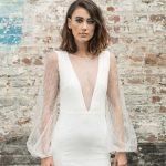 short wedding dress 2020