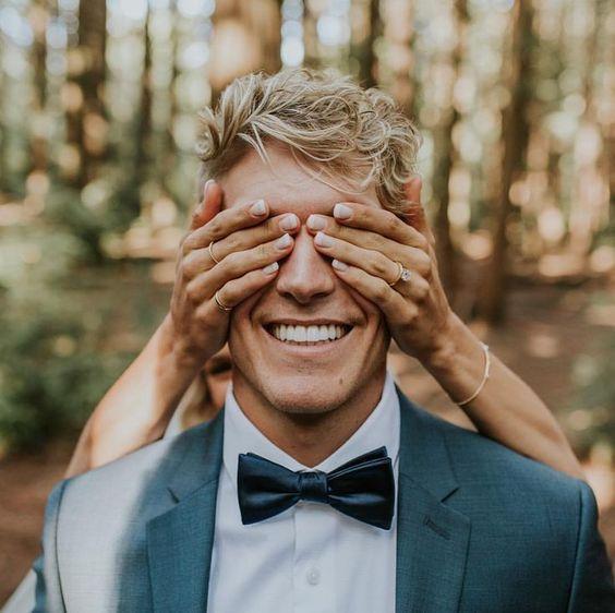 en sevimli düğün fotoğrafları