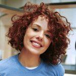 kıvırcık renkli saç modelleri