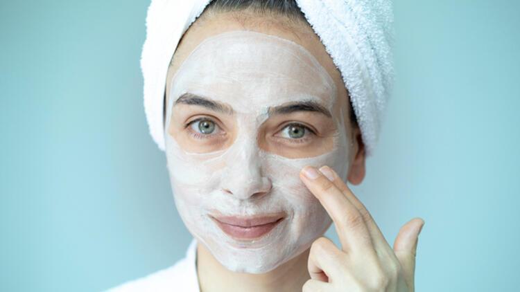cilt güzelliği için yoğurt maskesi