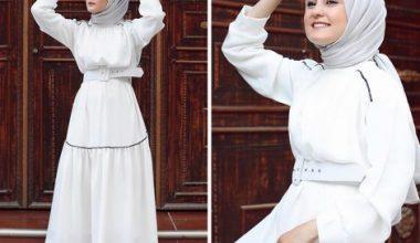 Beyaz Elbiseye Hangi Renk Şal Yakışır?