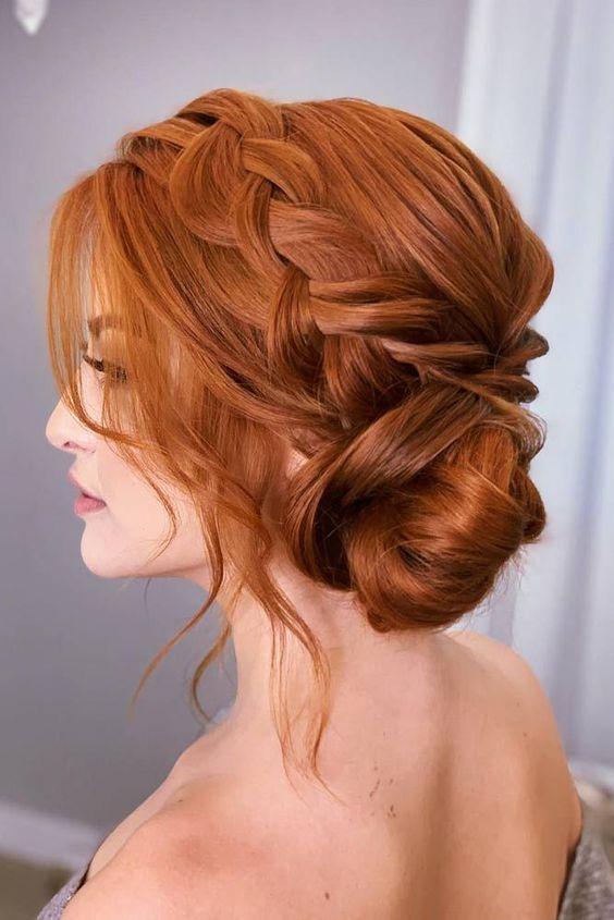 30 best ideas of wedding hair modals