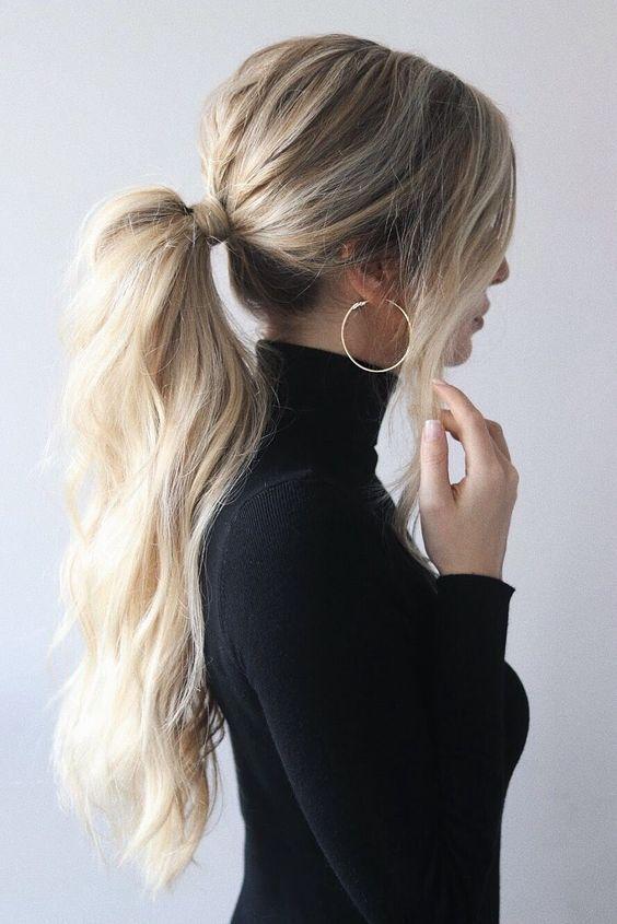 dolgun gösteren saç modelleri