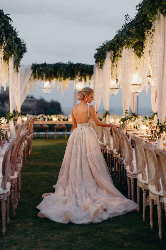 kır düğünü masaları