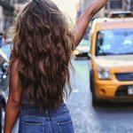katlı kesim dalgalı saç modelleri