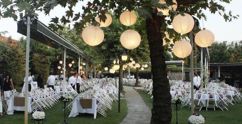 Kır Düğünleri İçin Birbirinden Güzel Konsept Önerileri