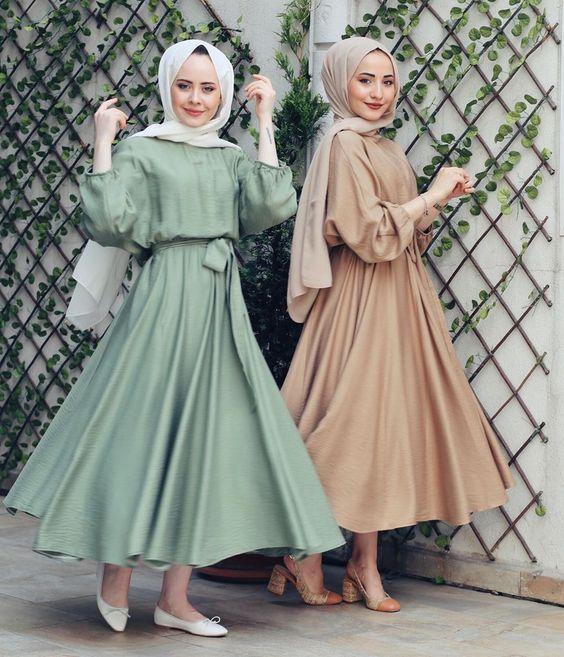 sade ve şık elbise modelleri