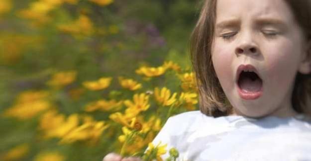 saman nezlesi çocuklarda