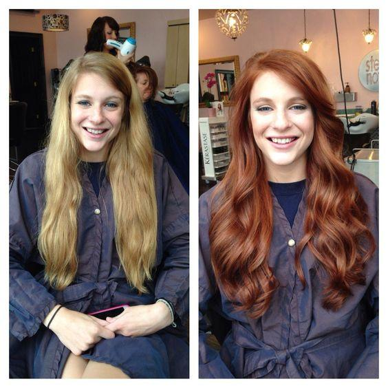 ten rengine uygun saç hangisi