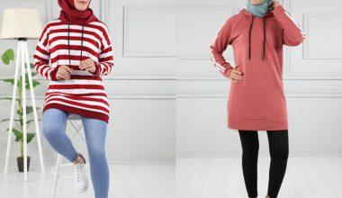 Tesettür Giyimde En Çok Tercih Edilen Kombin Parçaları
