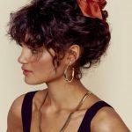 toplu kıvırcık saç modelleri