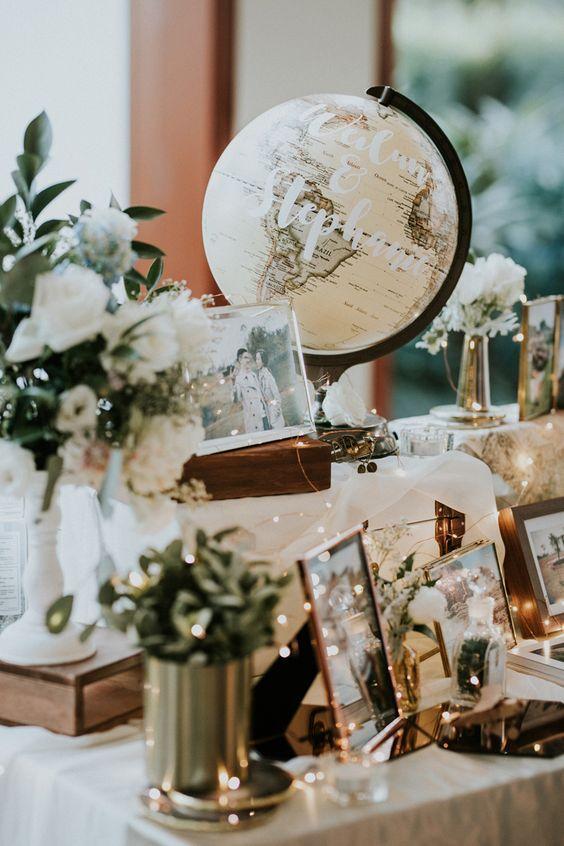 yolculuk temalı düğün fotoğrafları