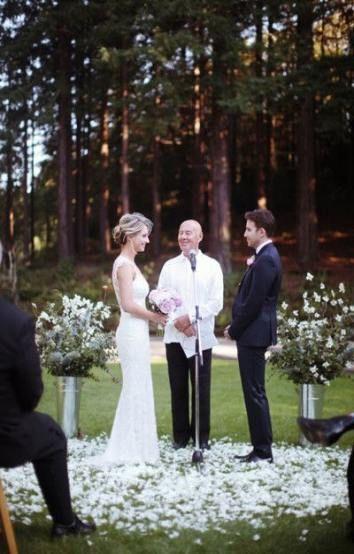 sade düğün töreni