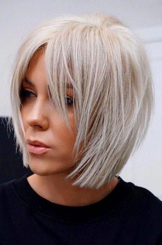ince telli kısa saç bakımı