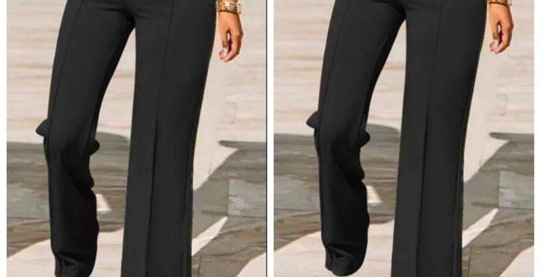 Kumaş Pantolon Modelleri ile Kombin