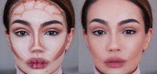 Yüz Kontürü Nasıl Yapılır? Pratik Yüz Kontürü Yapmak