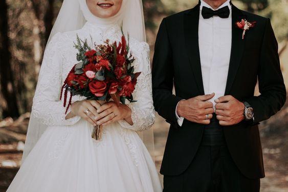 tesettür düğün kombini önerileri