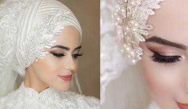 Tesettürlü Düğün Kombinine Makyaj Önerileri