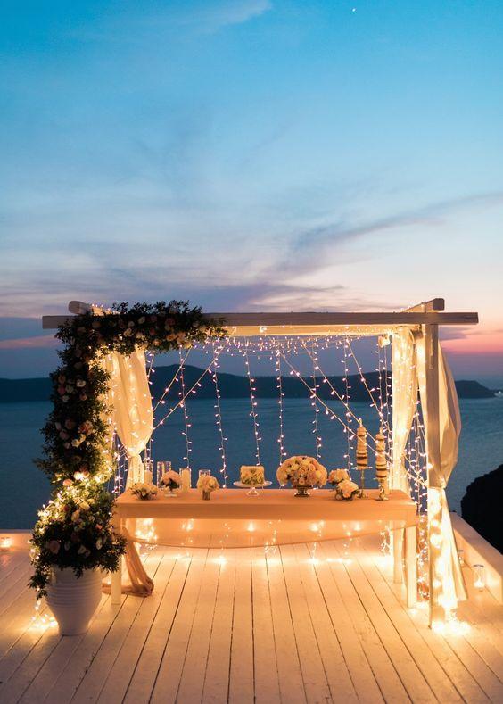yaz düğünü konsepteri 2020