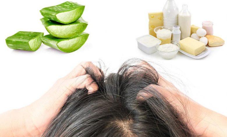 Kadınlarda Saç Dökülmesine Bitkisel Çözümler