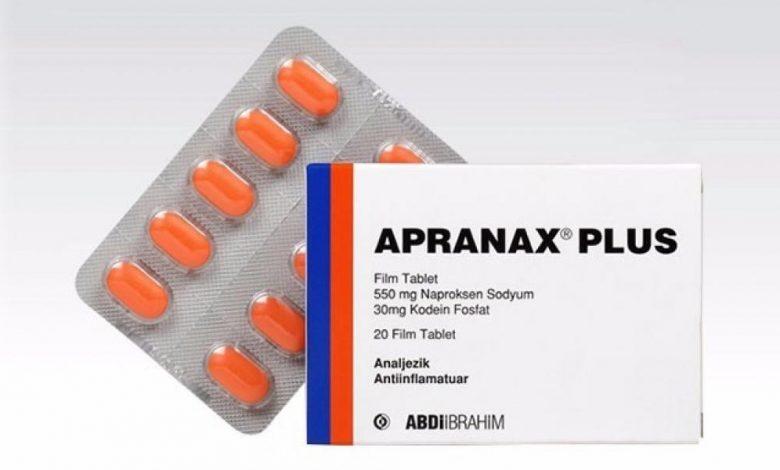 Apranax Ağrı Kesici Hakkında Her Şey