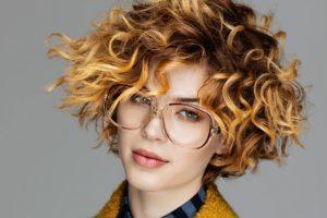 Kıvırcık Kısa Saç Modelleri