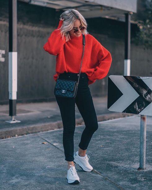 sweatshirt kombini önerileri