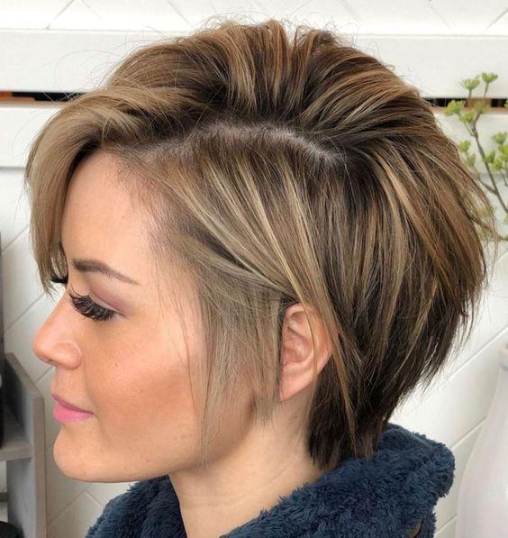 2021 saç modelleri