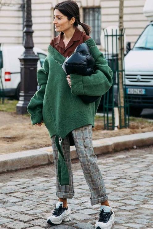 2021 Kışlık kıyafet kombinleri