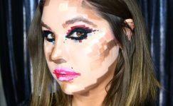 Piksel Makyaj Nasıl Yapılır? Piksel Makyaj Modelleri