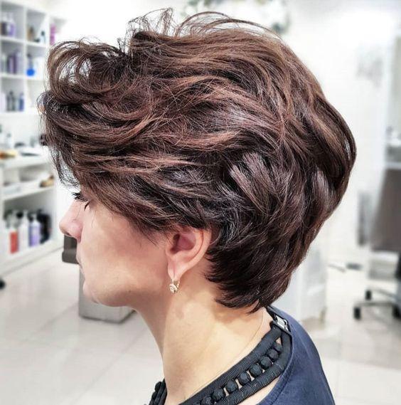 pixie stili saç modelleri