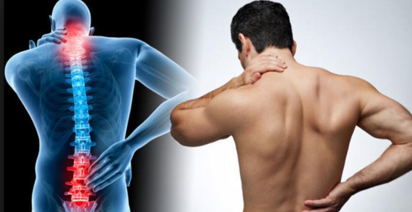 sırt ağrıları nedenleri