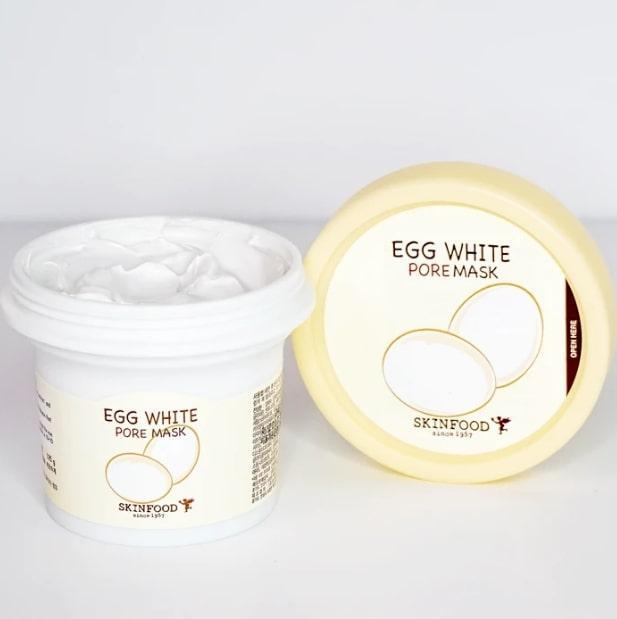 Skinfood egg white pore gözenek maskesi