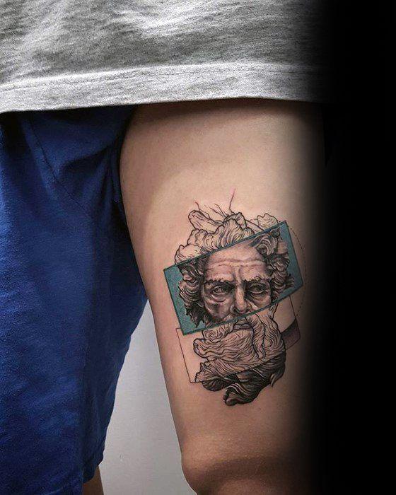 art tattoo modals